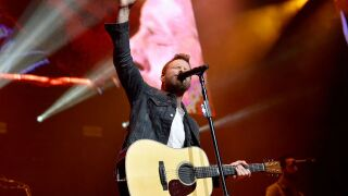 Dierks Bentley performing at Ruoff in July
