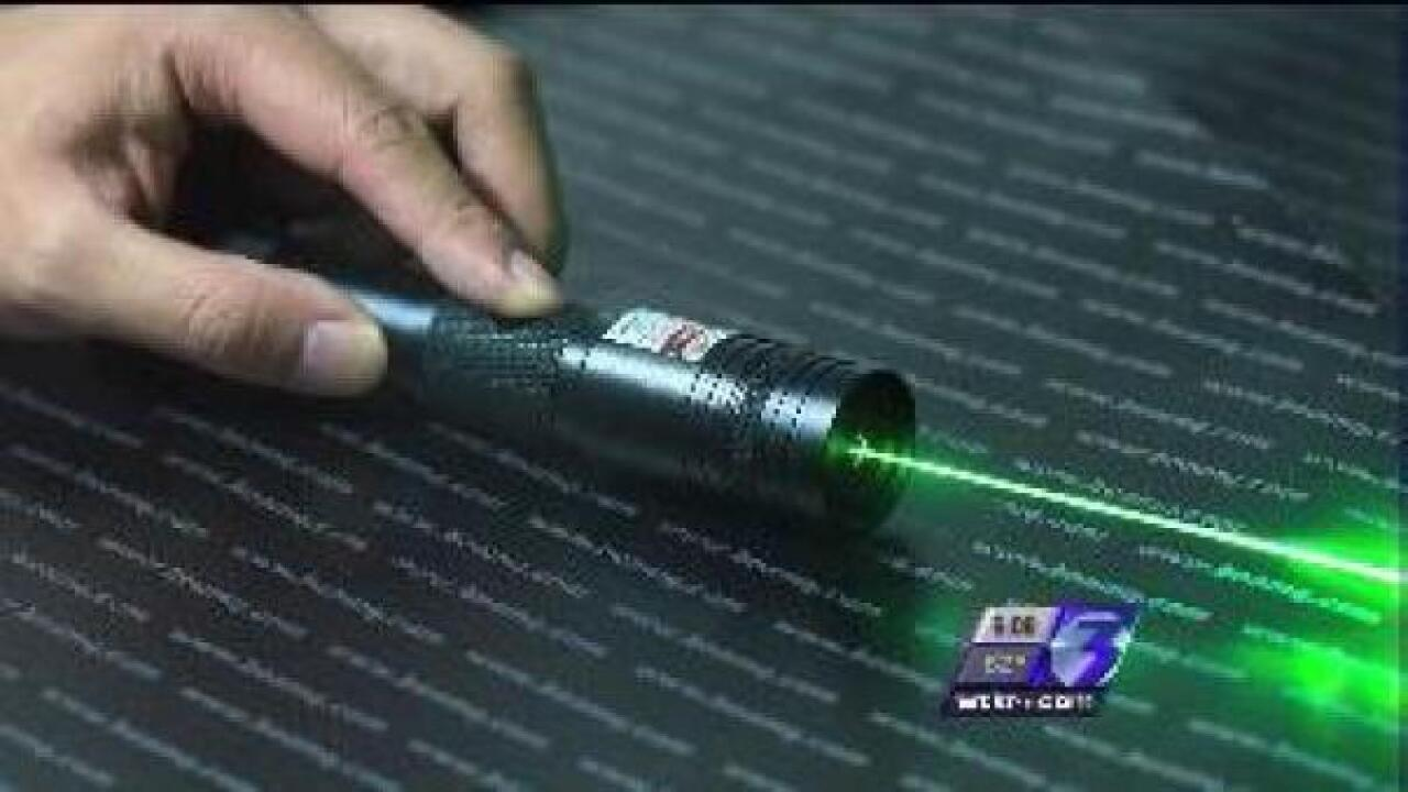 Virginia Beach man sentenced to 18 months for blinding Navy pilots with laser