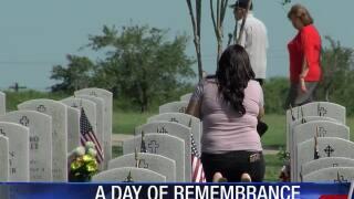 Memorial Day Coastal Bend Veterans Cemetary 0525