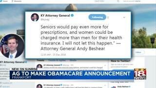 After Pension Win, AG Beshear Plans Defense Of Health Care Law