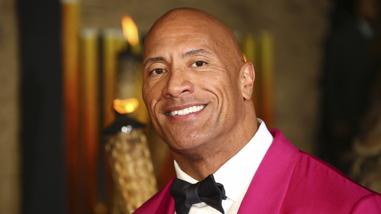 The Rock says he and his family have recovered from COVID-19