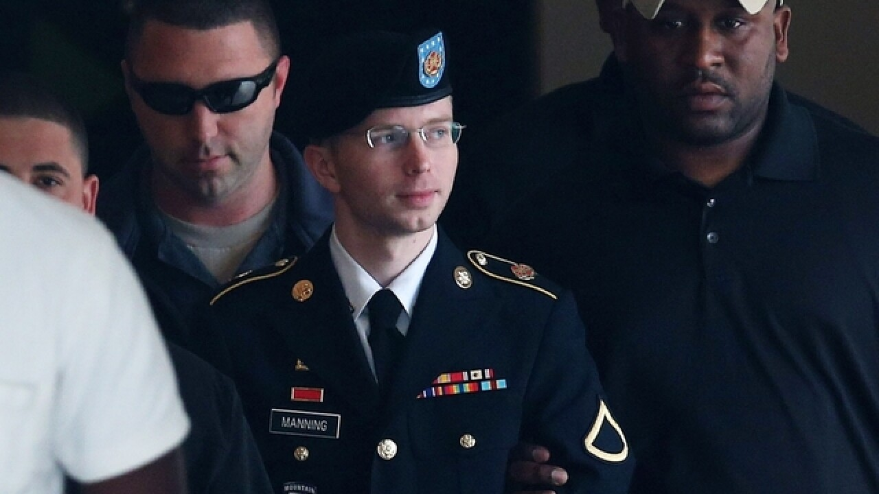Chelsea Manning could face solitary confinement after suicide attempt, ACLU says
