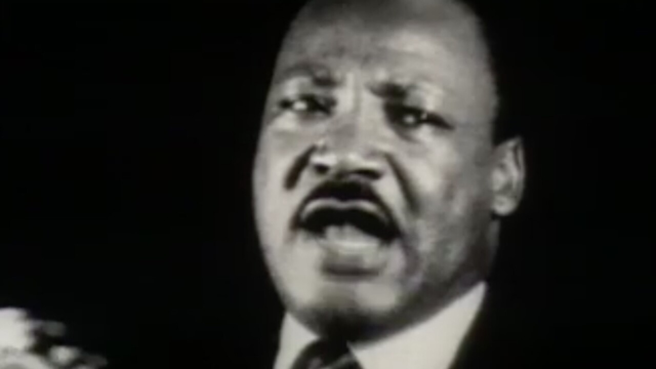See where Martin Luther King Jr. spent his final hours 50 years ago
