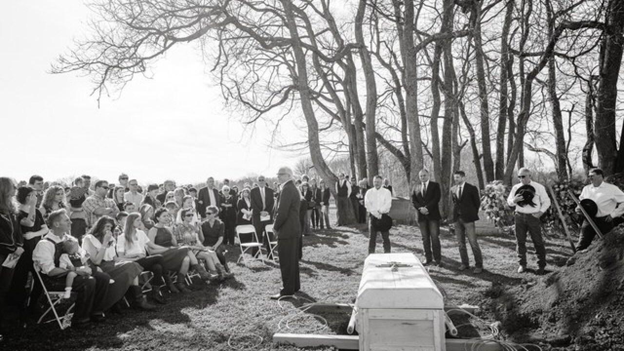 PHOTOS: Joey Feek memorial service