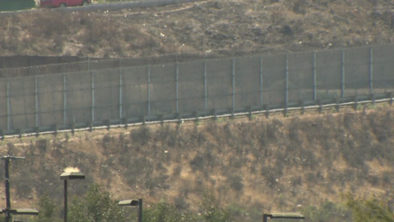 Border wall prototype construction starts Tue