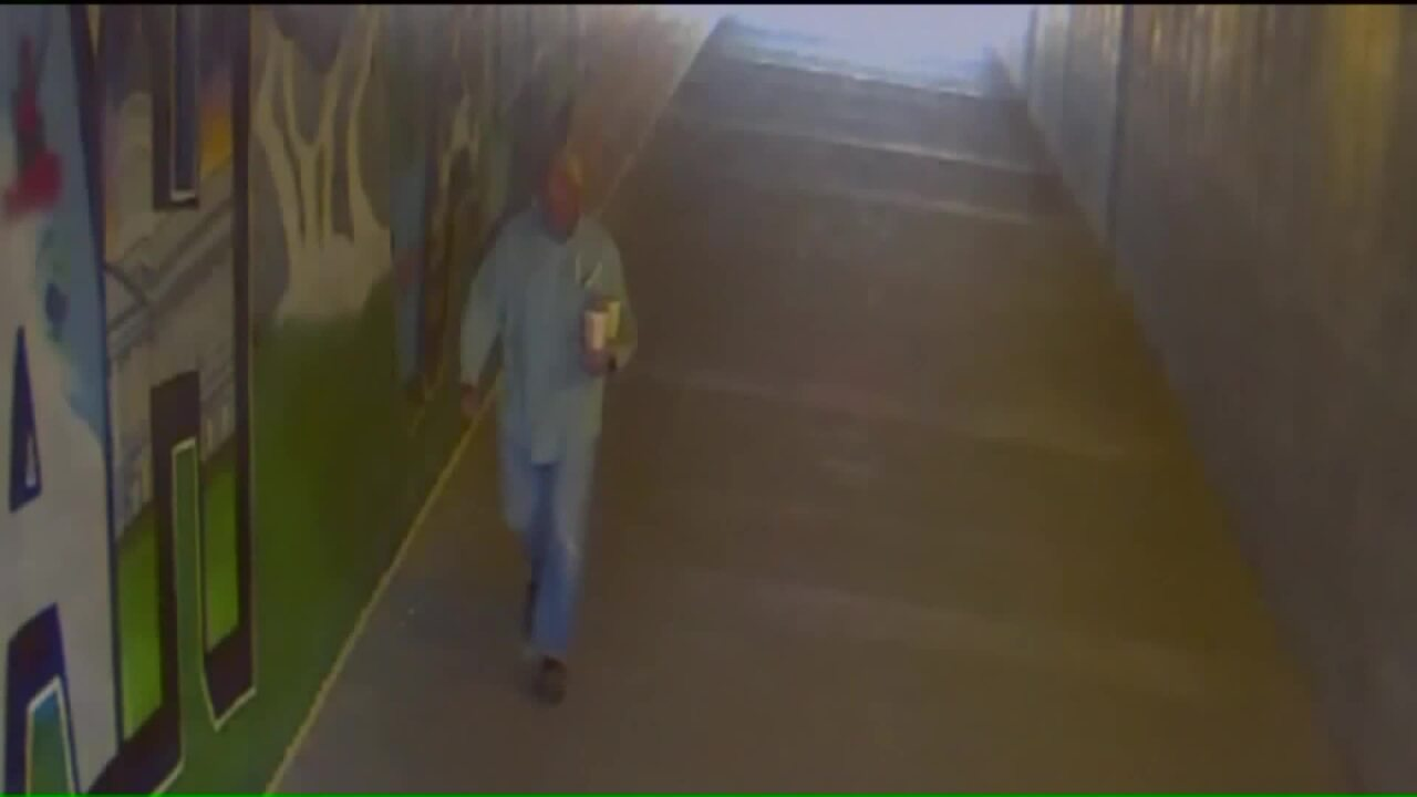 Orem Police release surveillance footage as search for missing man continues
