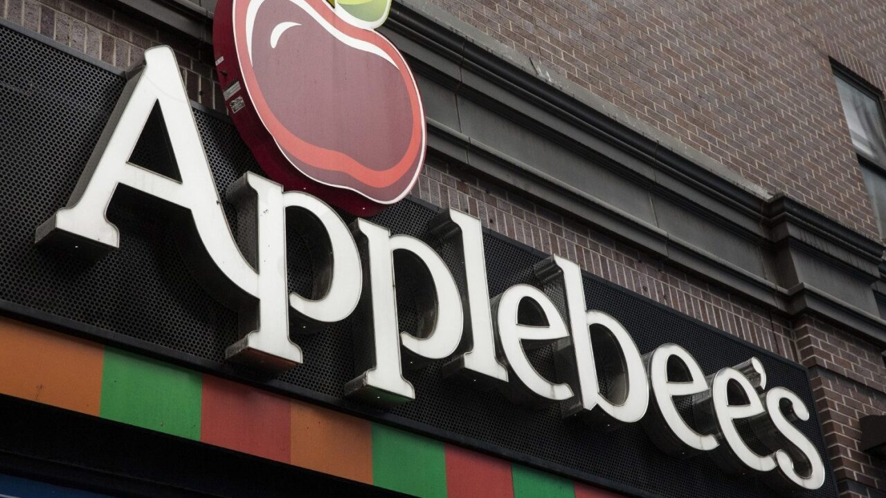 Applebee's $1 Drink of the Month is a Vampire cocktail