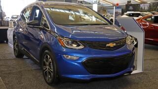 General Motors Bolt Recall