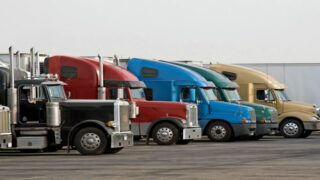 McDonald's Offering Curbside Service For Truck Drivers