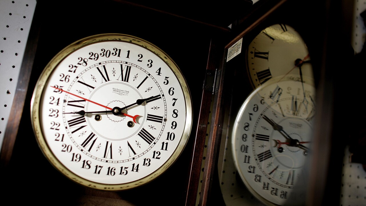 You could vote on whether Utah ditches Daylight Saving Time in 2020