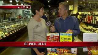 Be Well Utah: Healthy Tips from a Harmon's dietitian