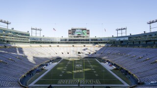No tailgating at first two Packers home games at Lambeau Field
