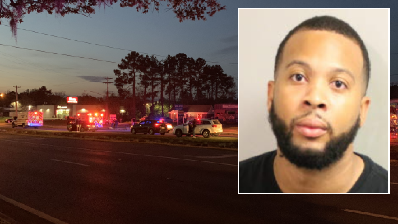Man Charged With Vehicular Homicide In Tallahassee Crash