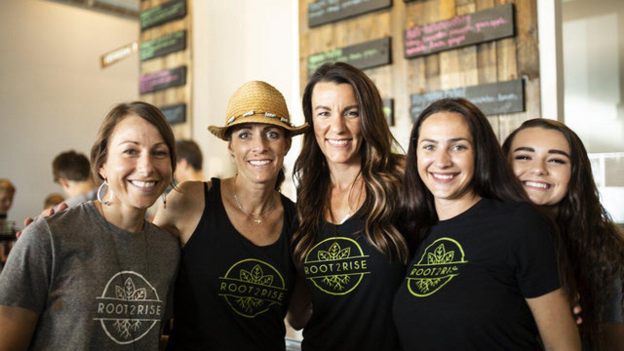 Yoga studio and juice bar comes to Greenwood