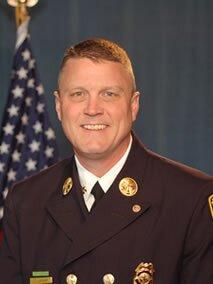 USAR Commissioner Thomas Landkamp