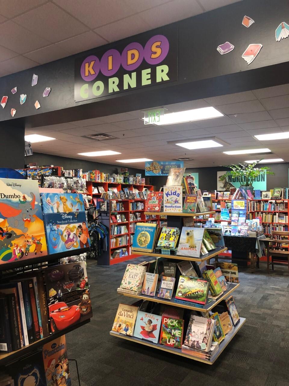 Bookmans Kids Corner