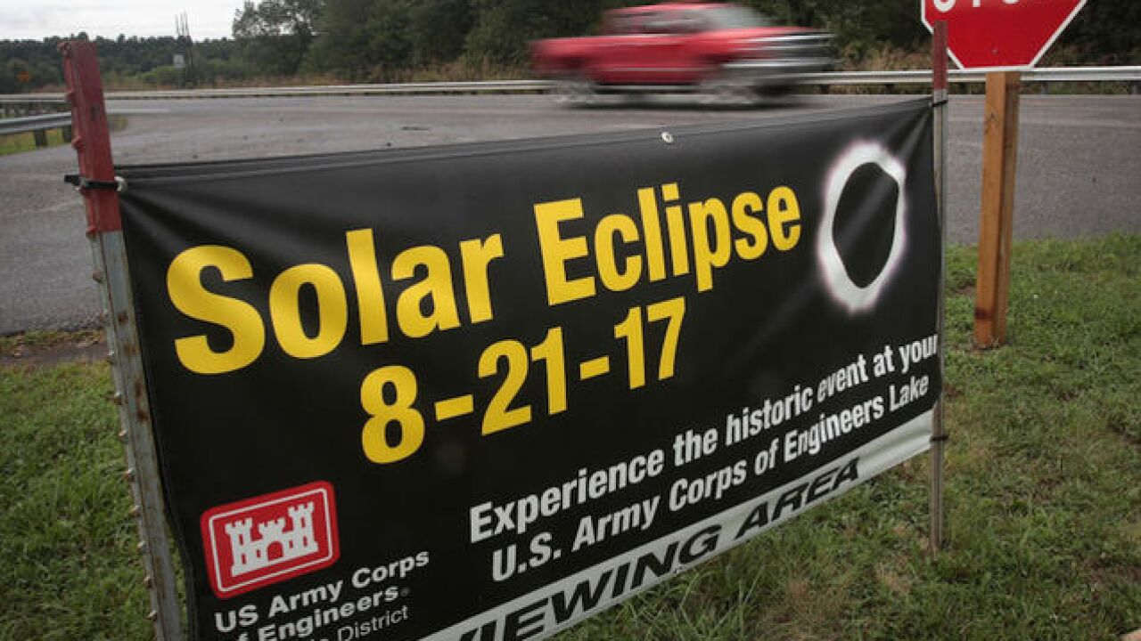 Poll: Half of Americans plan to watch total solar eclipse