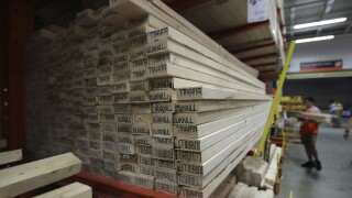 Home Depot sales soar amid pandemic-related DIY increase