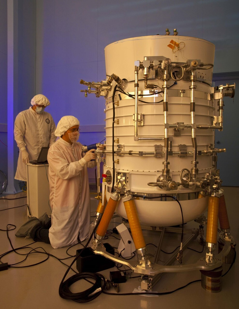 Photos: Space Dynamics Lab celebrates 10th anniversary of NASA Space Telescope Launch