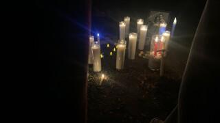 Vigil held for murdered Battle Creek couple