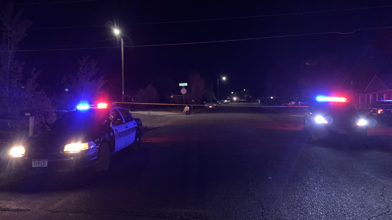 Home invasion suspect shot and killed by Pueblo Police