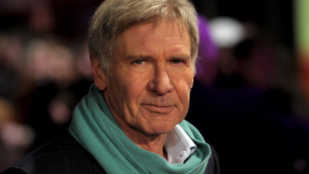 Harrison Ford's plane involved in airliner mishap