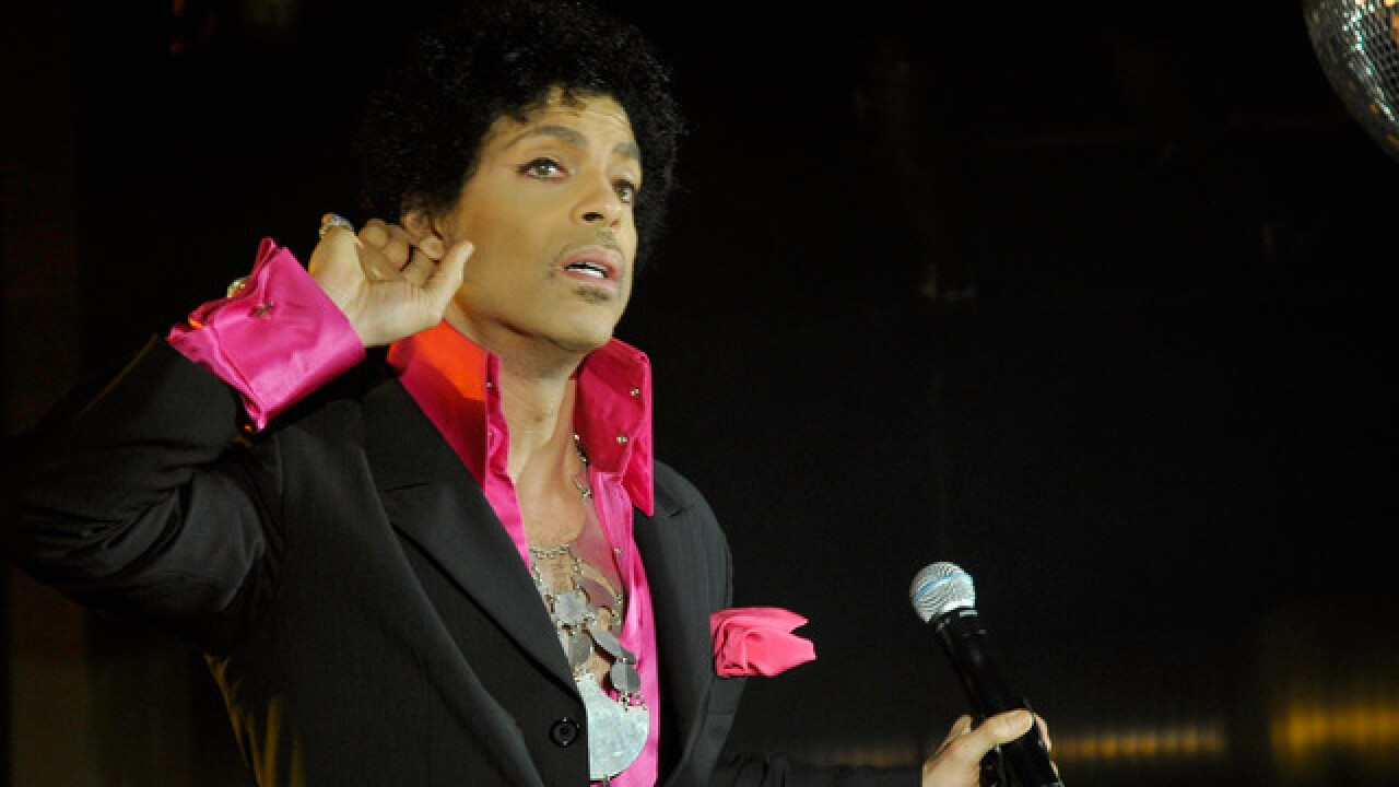 Pop superstar Prince has died at the age of 57