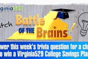How you could win Virginia529 College SavingsPlan🎓