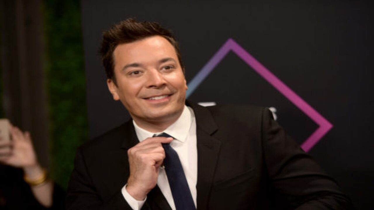Jimmy Fallon Had Tennis Stars Sneak Funny Responses Into Their Interviews At The U.S. Open