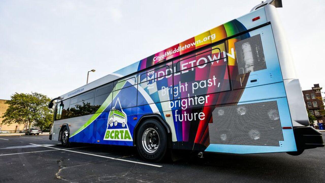 Butler County Metro Bus