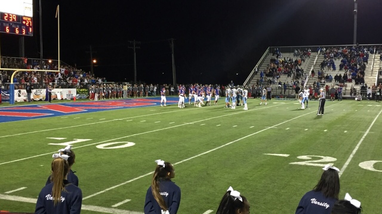 Game of the Week: Bartlesville at Bixby