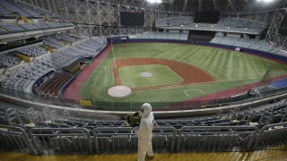 With restrictions, fans set to return to SKorean baseball