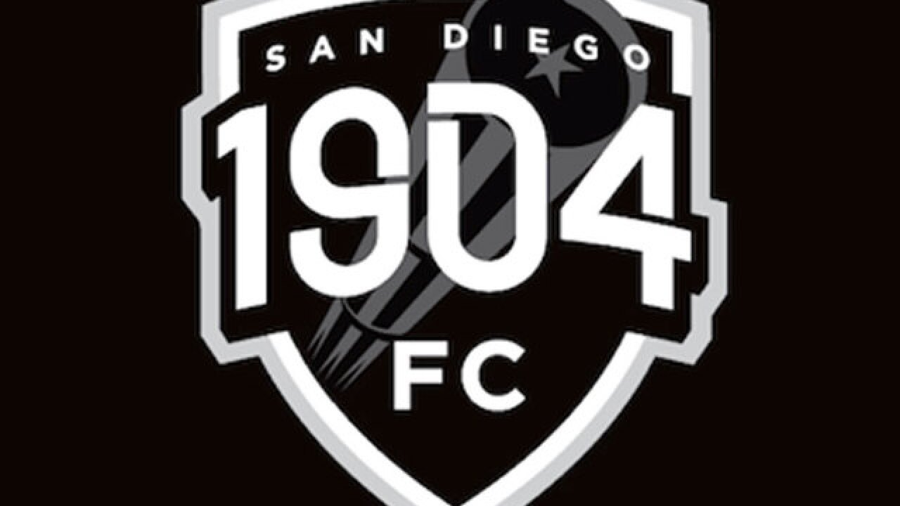 Debut of San Diego's 1904 FC on hold after NASL cancels 2018 season