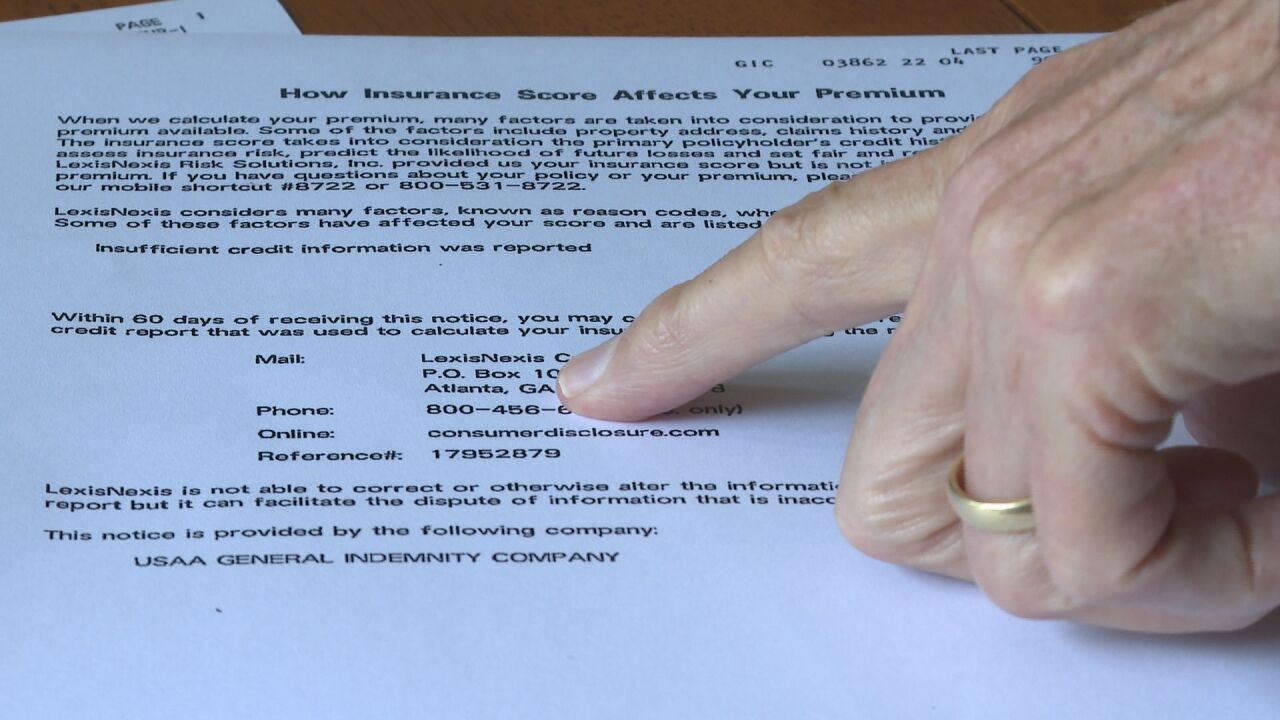 A Colorado Springs couple asks for help with unexpected USAA letter
