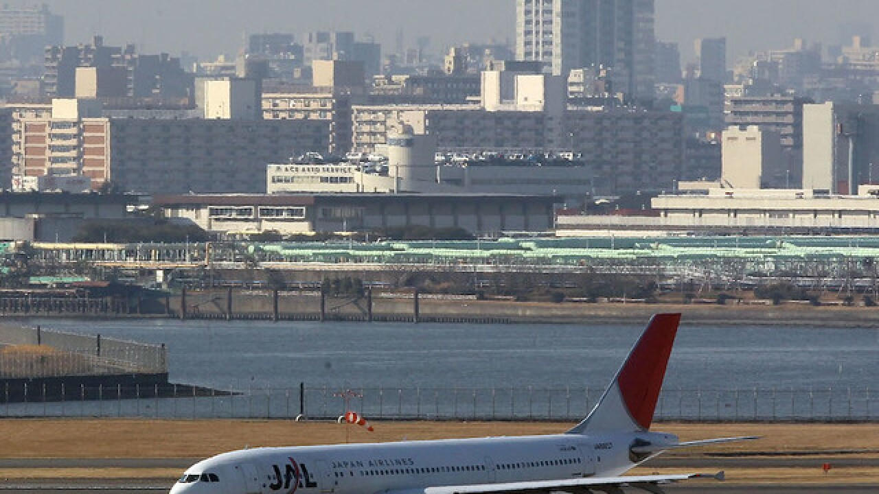 Drunk Japanese pilot nine times over the limit gets 10 months in prison