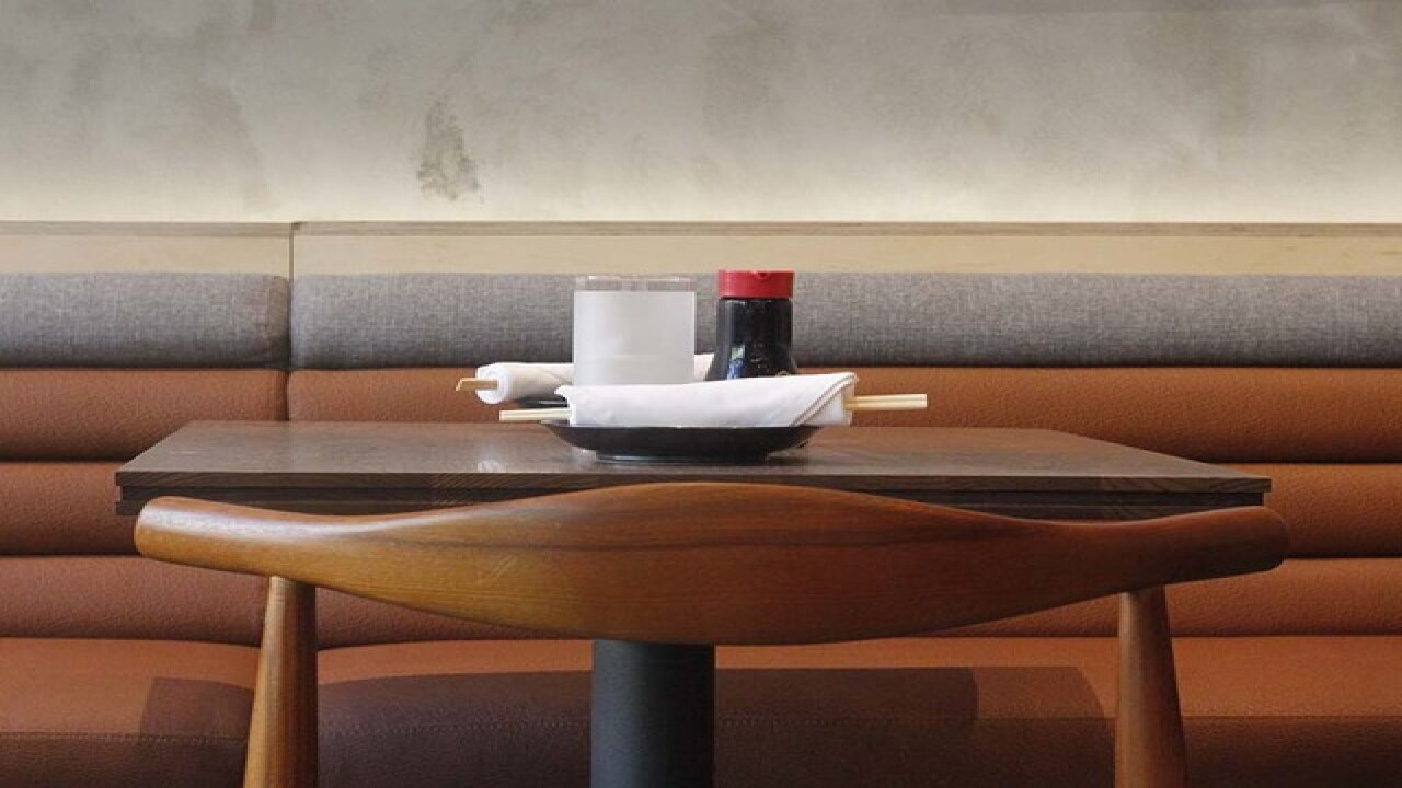 Tucson S Obon Sushi Bar Ramen Opens First Valley