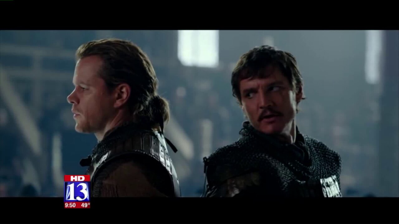 At the Movies: 'The GreatWall'