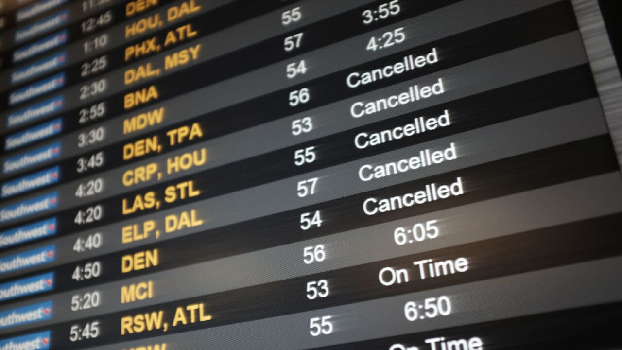 How to track flight cancellations in wake of Boeing 737 Max suspensions