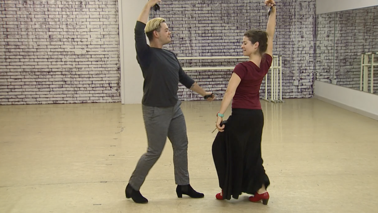 Abrepaso Flamenco dance group