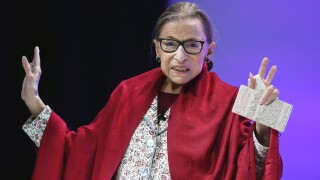 Justice Ruth Bader Ginsburg to lie in repose at Supreme Court, Capitol Hill