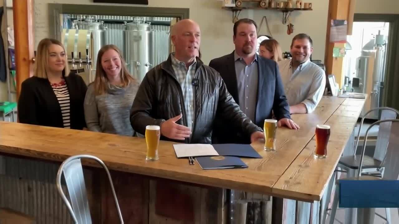 """Governor signs """"BIG Jobs Act"""" into law, and addresses Montana's unemployment issue"""