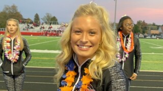 Norton cheerleader Emma Pfouts is fighting for her life after a severe allergic reaction at her homecoming dance.