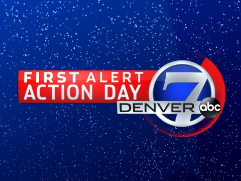 First Alert Action Day: Denver's warm weather to change drastically by Thursday
