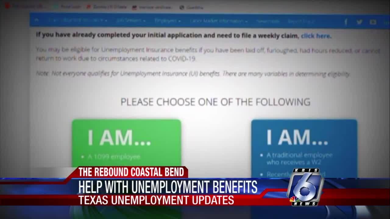 Texas woman helps thousands navigate through unemployment