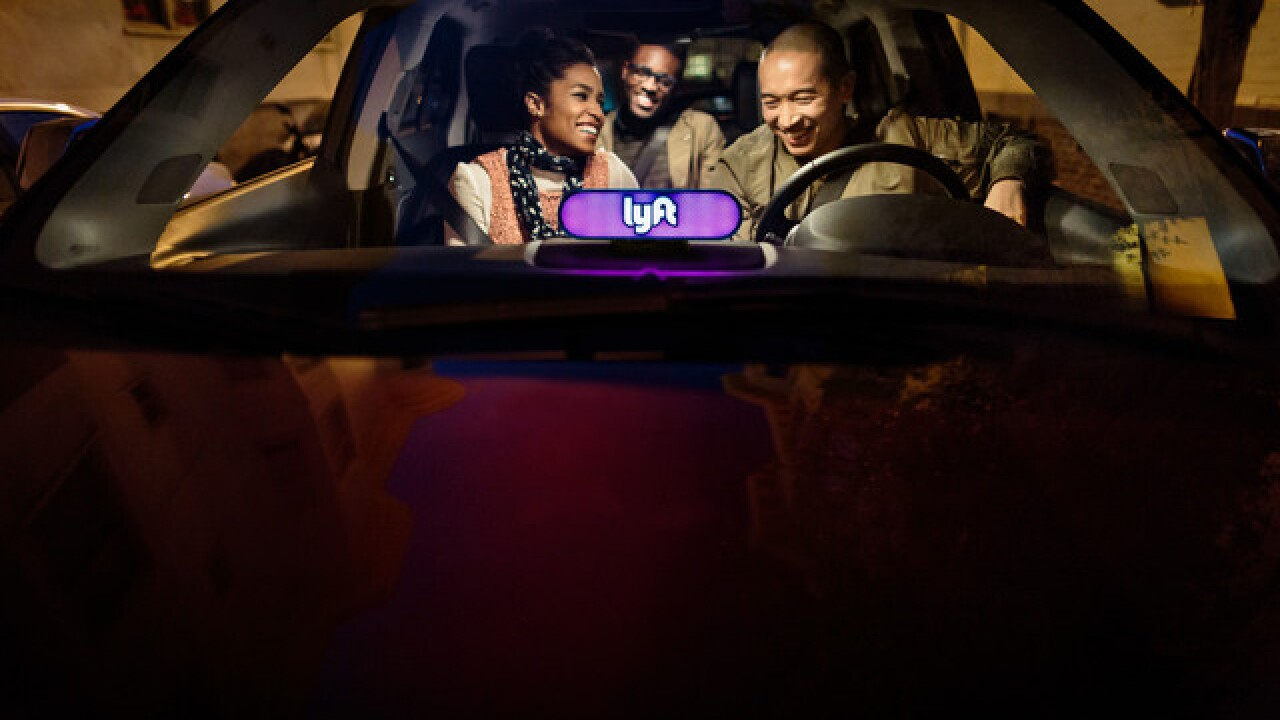 Lyft offering 4th of July ride credits for Summerlin