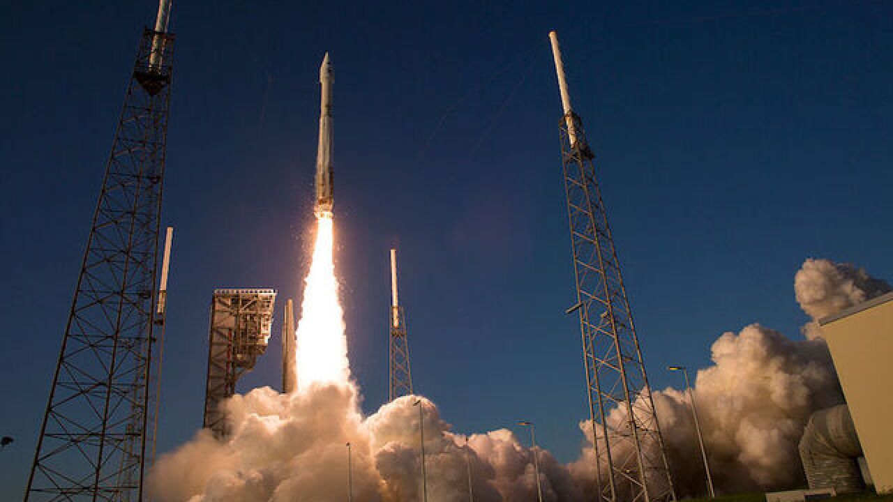 After two-year journey NASA spacecraft reaches asteroid