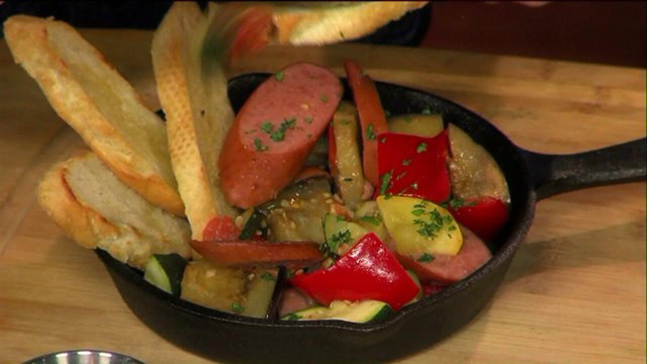 Spice it up with Chef K's Ratatouillerecipe