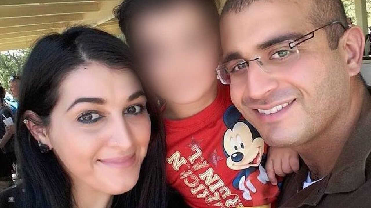 Wife of Orlando nightclub shooter pleads not guilty