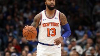 Marcus Morris NY Knicks