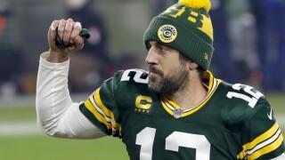 APTOPIX Rams Packers Football